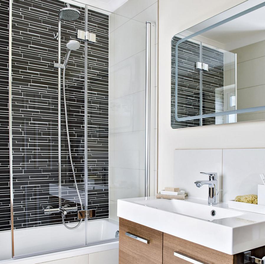 дизайн ванной в стиле модерн